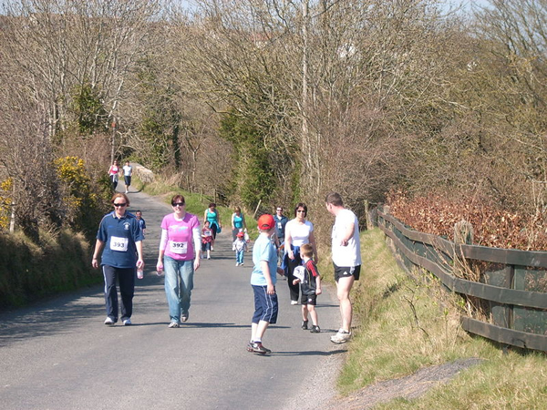 Hilltown 10k Fun Run