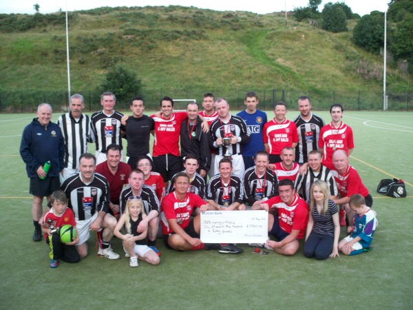 Carmel Lundy Charity Football Match
