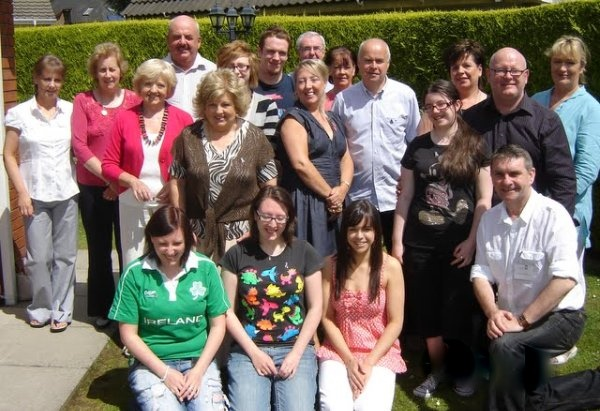 Judy Black & friends hold Coffee Morning Burran