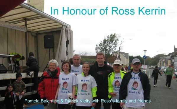 Dundrum GR8 Fun Run in Honour of Ross Kerrin