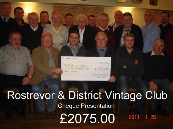 Rostrevor & District Vintage Club