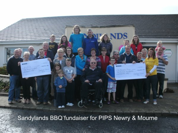 Sandilands BBQ Funday in honour of Ross Kerrin