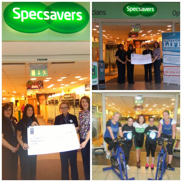 Specsavers Newry Cycle