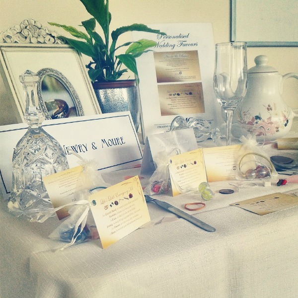 Getting married! Choose our beautiful Wedding Favours
