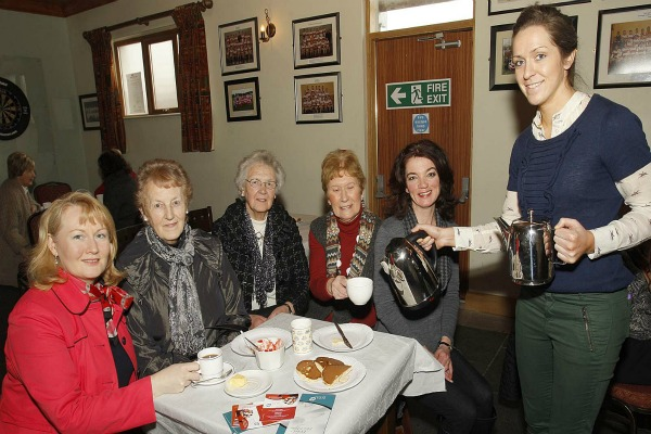 Carrickcruppen Coffee Morning in Aid of PIPS Newry and Mourne