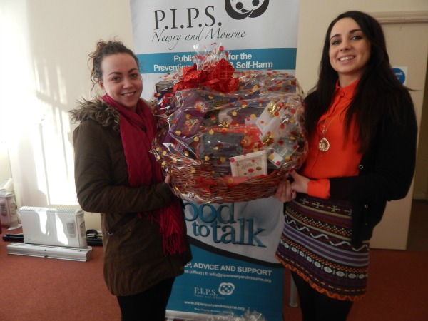 Christmas Hamper Winner 2014