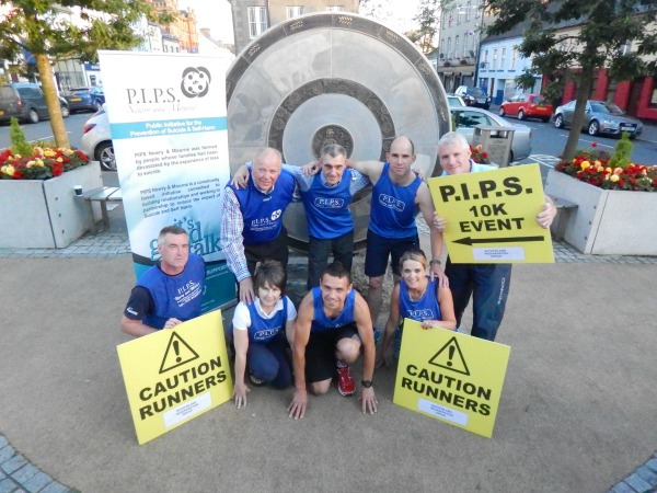 Rathfriland 10km road race launch