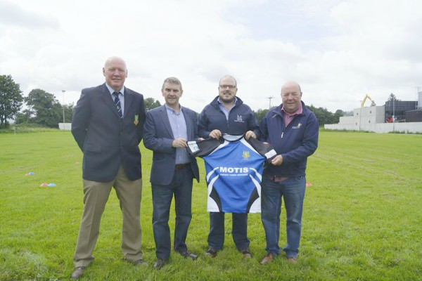 Newry Rugby Clubs Chosen Charities for 2018